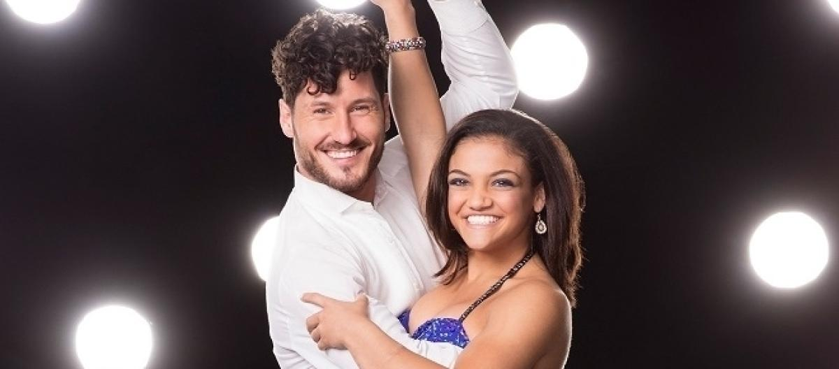 Dancing with the stars star laurie hernandez desperate to meet dancing with the stars star laurie hernandez desperate to meet celeb crush dave franco m4hsunfo