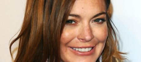 Lindsay Lohan severes her finger on a boat! Photo: Blasting News Library -- Vulture - vulture.com