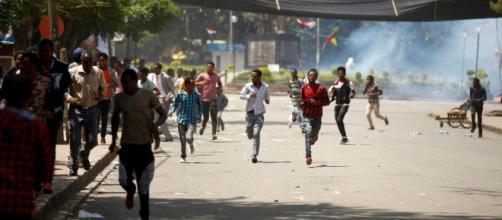 Decenas de personas muertas durante una protesta en Etiopía ... - elpais.com