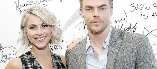 Derek Hough on Julianne Hough's Engagement, Wedding Plans : People.com - people.com
