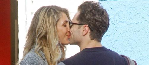 Emma Slater Visits Boyfriend Sasha Farber At The Dance Studio ... - justjaredjr.com