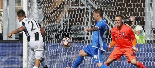 Empoli-Juventus 0-3: Dybala e Higuain travolgono i toscani ... - corrieredellosport.it