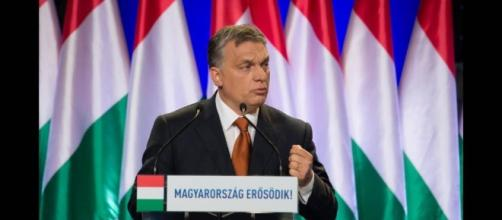 Il Premier ungherese Victor Orban