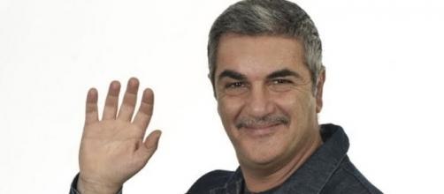 Il regista e attore Simone Schettino