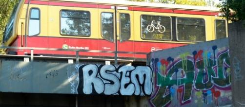 la passione per la street-art è stata fatale a due giovani tedeschi