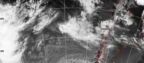 Las lluvias se extenderán desde la IV a la IX región, aplacando así la sequía