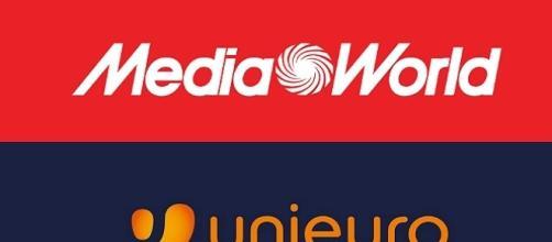 Offerte volantini Mediaworld e Unieuro