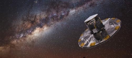 Un mapa preciso de la Vía Láctea está siendo creado por la sonda Gaia