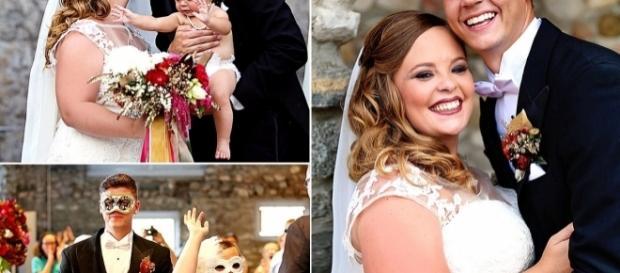 Catelynn and Tyler's Wedding   Teen Mom OG's Catelynn Lowell and ... - usmagazine.com