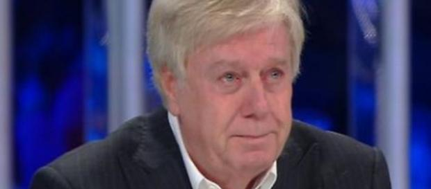 Claudio Lippi ha problemi economici