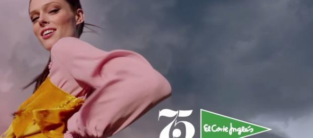 Coco Rocha protagoniza el sport publicitario de la marca para su colección de otoño-invierno
