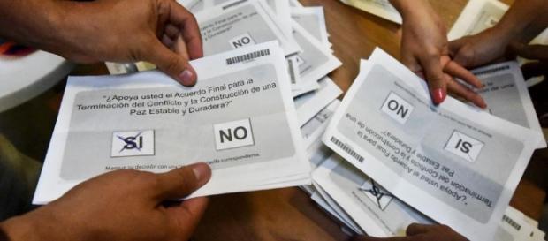 Colombia no aprueba el acuerdo de paz con las FARC - lavanguardia.com