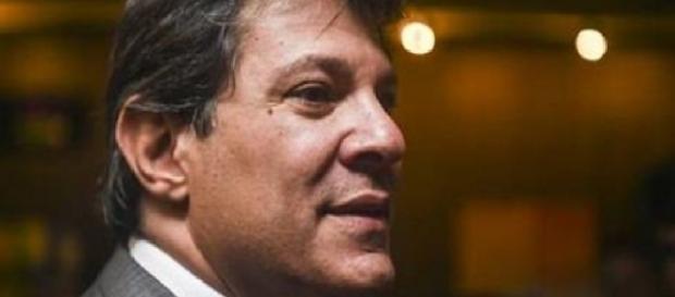 Fernando Haddad perde em SP - Foto/Google