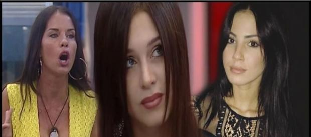 GF Vip news, Giulia De Lellis litiga con le Mosetti: ecco il duro messaggio post puntata