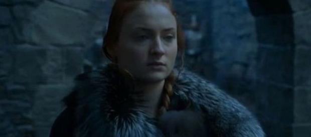 Immagine: Sansa de il Trono di Spade.