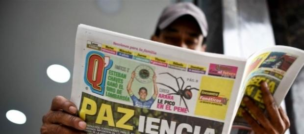 In U.S., Colombians React to Historic 'No' on Peace Accord - NBC News ...- nbcnews.com