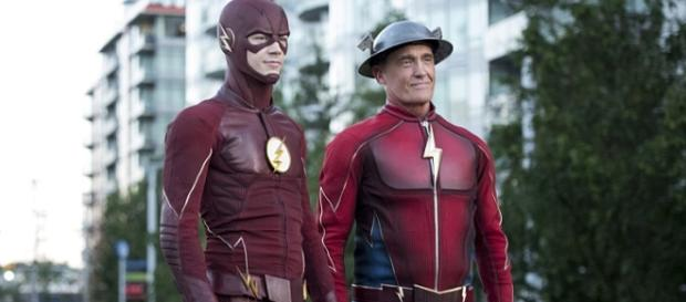 John Wesley Shipp returns as Jay Garrick in 'Paradox', courtesy TV After Dark