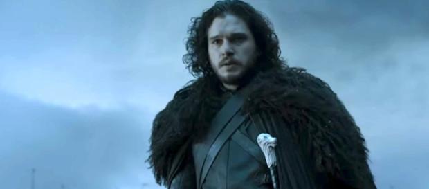 Jon Nieve en un fotograma del episodio 'Casa Austera'.