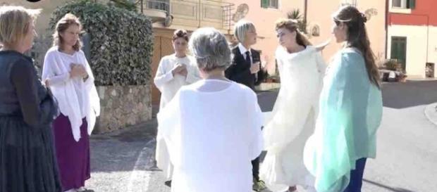 Le Iene: Nadia Toffa aggredita da Eleonora Brigliadori