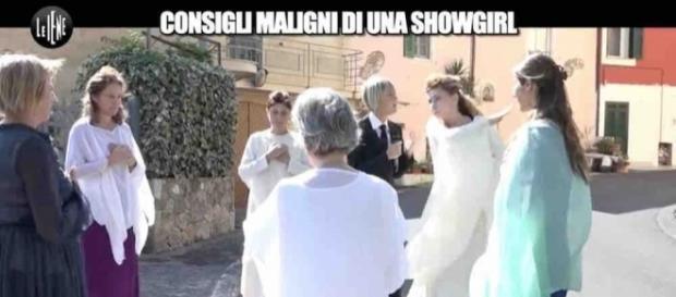 Nadia Toffa aggredita da Eleonora Brigliadori