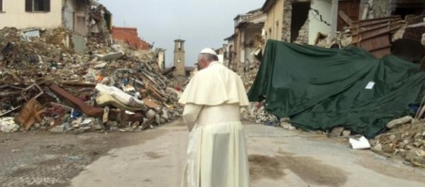 Papa Francesco Accumuli - Bergoglio
