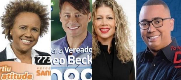 Sandra de Sá, Dudu Nobre e outros
