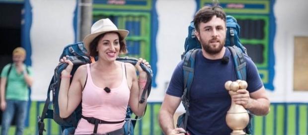 Silvia Farina e Marco Cubeddu, gli Estranei di Pechino Express