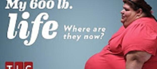 "Youtube still: TLC ""My 600-lb Life"""