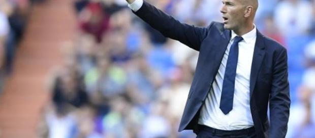 Zidane empata cuatro partidos y las dificultades se multiplican. Fotografía: AFP / Javier Soriano