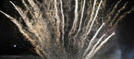 See 29 Bonfire Night pictures of fireworks at Edgbaston Cricket ... - birminghammail.co.uk