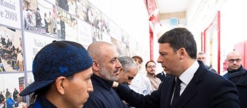 Amnistia e indulto, Renzi in visita alla Casa di reclusione di Padova NC, foto flickr Palazzo Chigi