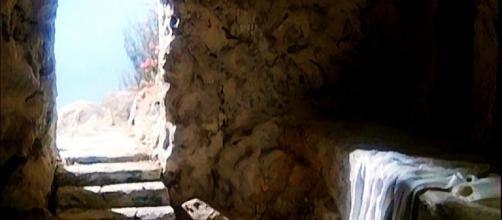 Cientistas se surpreendem com o que encontraram na tumba de Jesus.