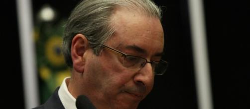Eduardo Cunha antes de sua prisão