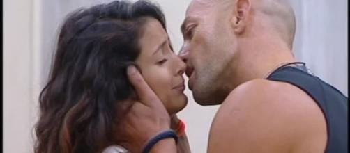 GF Vip, Bettarini-Rodriguez: ecco il bacio che farà ingelosire ... - perizona.it