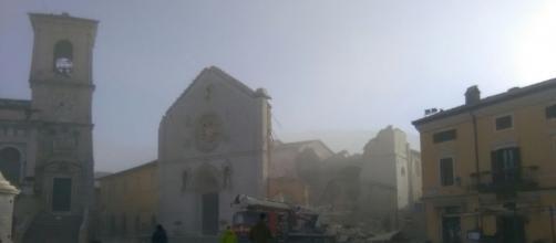 Il terremoto di Norcia del 30 ottobre ha distrutto diverse chiese.
