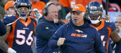 Klee: Wade Phillips steers Broncos toward Super Bowl parade ... - gazette.com