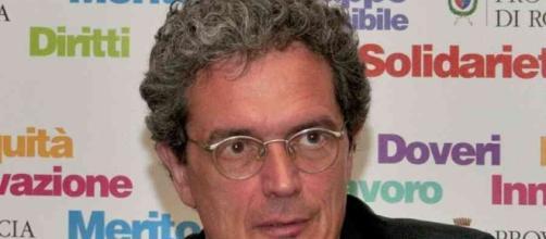 L'ex deputato Pietro Folena (foto: artemagazine.it)