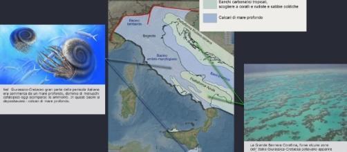 La storia geologica d'Italia e dei suoi oceani - digilands.it