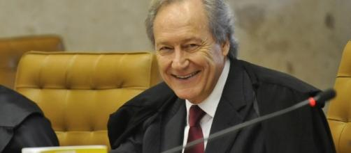 O presidente do Supremo Tribunal Federal, ministro Ricardo Lewandowski.
