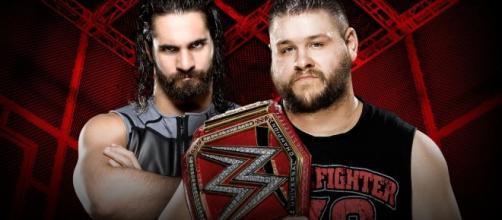 Owens retuvo el campeonato en una lucha bien contada pero mal concluida