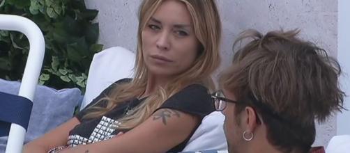 """Urla nella casa del """"GF Vip"""": Valeria e Stefano litigano per ... - perizona.it"""