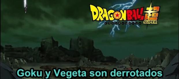 Dragon Ball Super 65 : Goku y Vegeta fueron derrotados