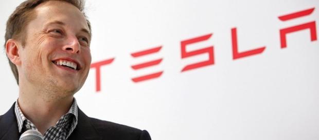 Elon Musk, PDG de Tesla Motors