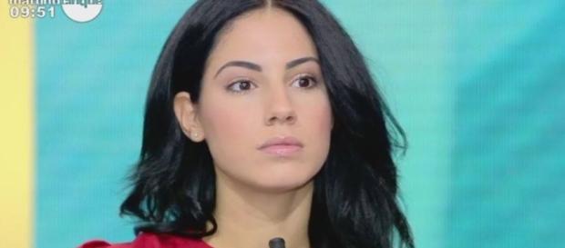 Giulia De Lellis intervistata a Mattino 5