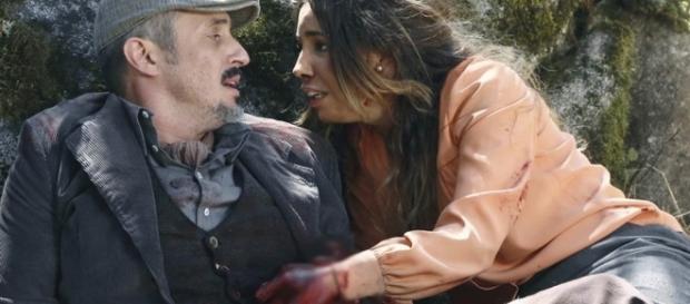 Il Segreto, anticipazioni dicembre: Alfonso salva Emilia, ma viene ferito gravemente
