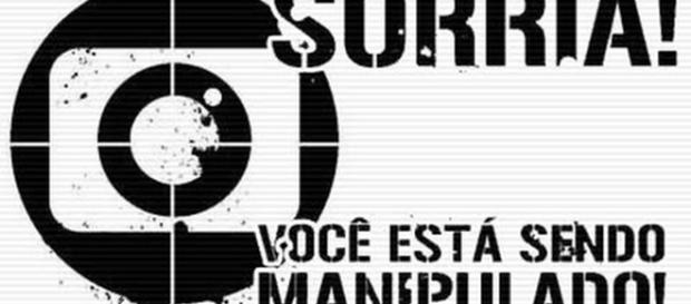 Imagem do logotipo da Rede Globo.
