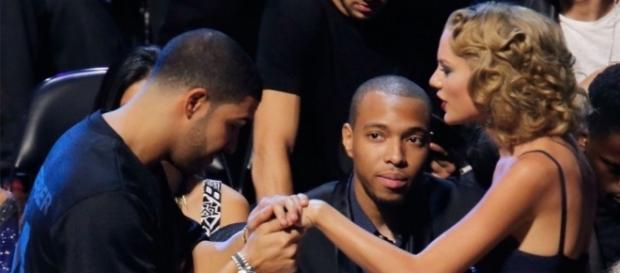 Tay Tay encantou Drake e também seus pais