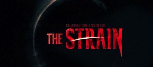 The Strain tv show logo image via Flickr.com