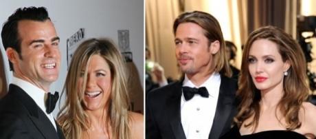 Brad Pitt pode ser pivô da separação da Ex.