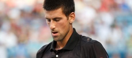 Novak Djokovic losses the No. 1 ATP rankings - flickr.com